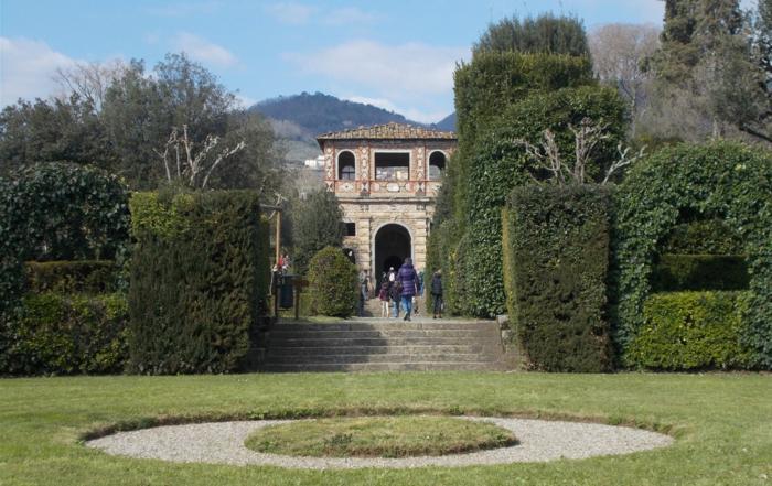 Villa Reale di Marlia Giardino