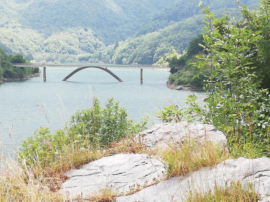 Lago di Vagli Ponte Morandi