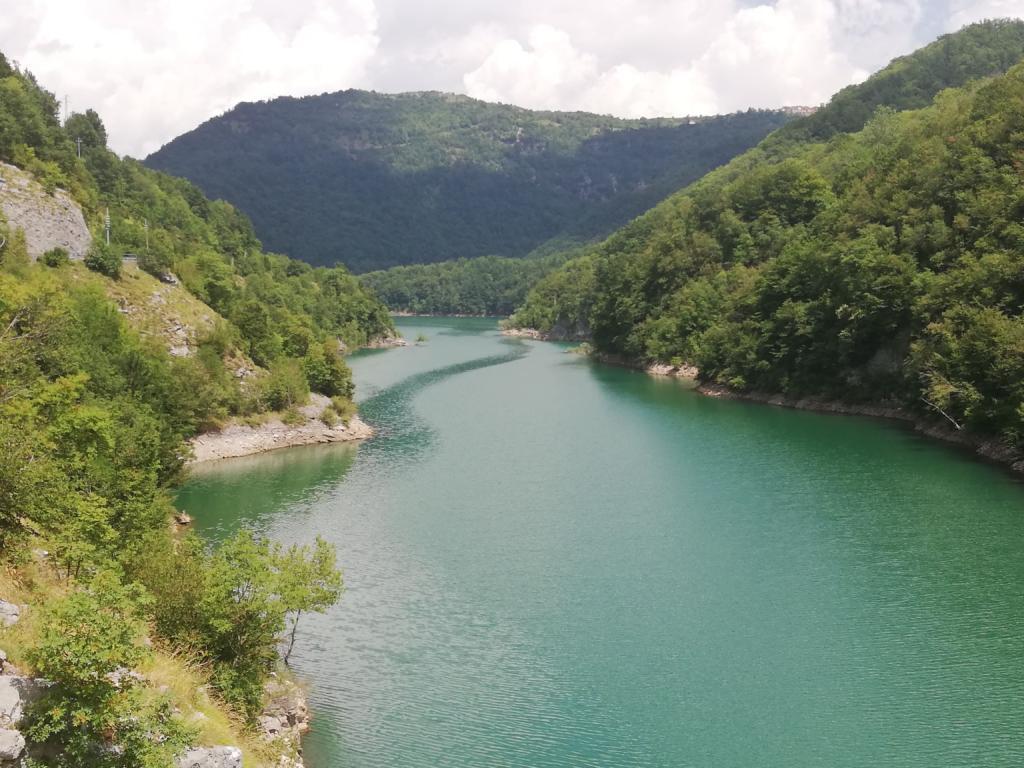 Lago di Vagli Garfagnana