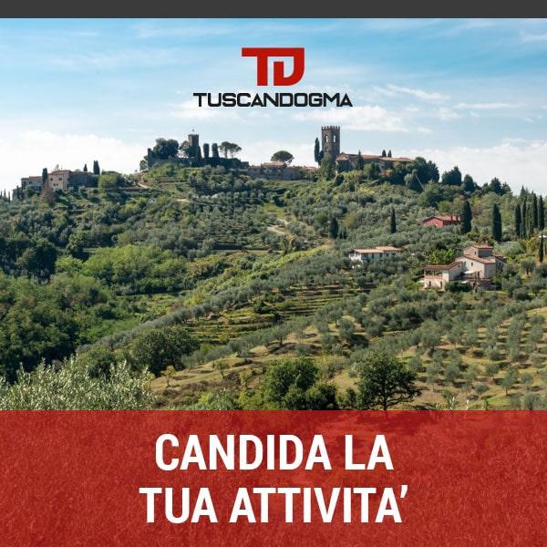 Inserisci la tua attività in Tuscandogma